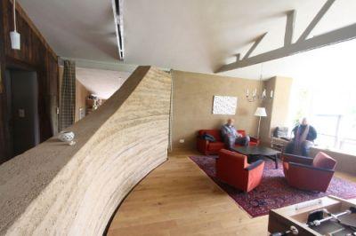 bauen und leben mit stampflehm conluto macht es m glich. Black Bedroom Furniture Sets. Home Design Ideas